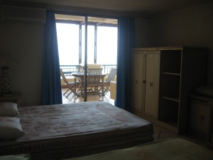 type master suite(beachfront)